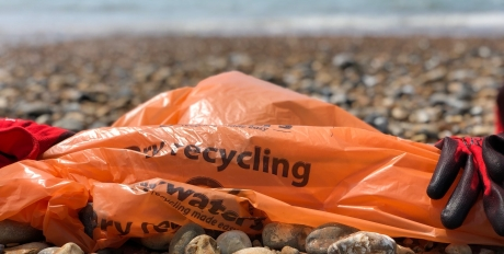 Coffee Cup Recycling and Beach Clean Success