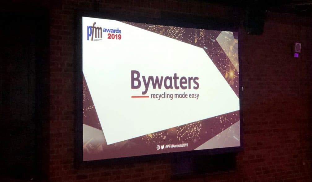 Success for Bywaters and BNP PRE at 2019 PFM Awards