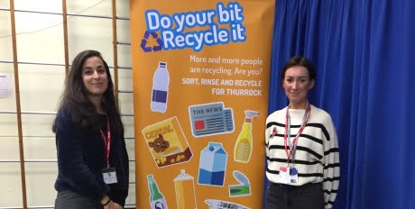 My Experience Teaching Thurrock's Children About Recycling