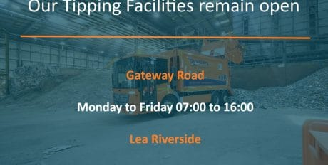 Facility opening times