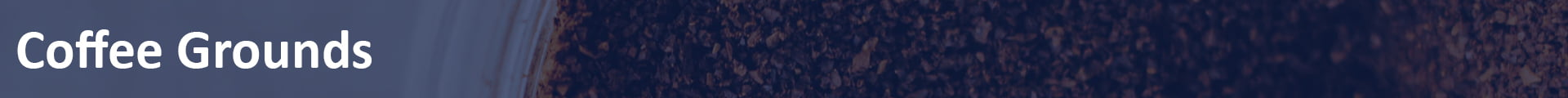 Coffee Grounds banner 1